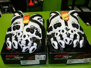 Alpinestars GP Tech Gloves - Small & XL at RE-GEAR