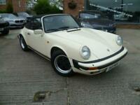 1986 Porsche 911 2dr SALOON Petrol Manual