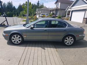 2006 jaguar xtype luxury edition,  AWD, fully loaded, leather, 3