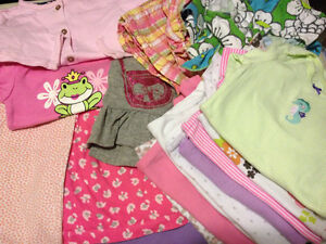 Size 12 month baby girl lot Peterborough Peterborough Area image 4