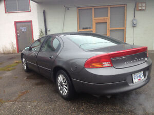 2003 Chrysler Intrepid Full load Sedan Prince George British Columbia image 2
