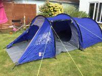 Hi gear fusion large 3 man tent
