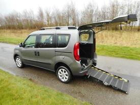 2016 Fiat Doblo 1.6 MultiJet Diesel ONLY 2K Wheelchair Accessible Disabled WAV