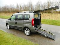 2016 Fiat Doblo 1.6 MultiJet Diesel ONLY 2K Wheelchair Accessible Disabled WAV