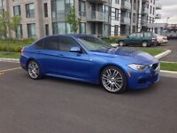 2013 BMW  335i xdrive M sport package 3-Series Berline