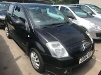 Citroen C2 1.4i 2004 FURIO. IMMACULATE. MOT. TAX. ONE OWNER