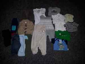 0-3 month boys clothes