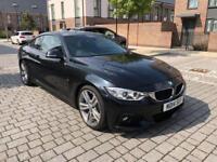 2014 14 BMW 4 SERIES 3.0 435I M SPORT 2D AUTO 302 BHP