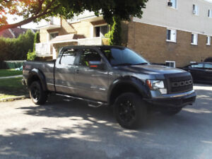 (FORD F150)-BOITE LEER 6.5PIED.$450.00 ET 4 MAGS 18PCS.125.00.