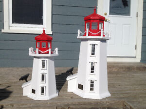 VALENTINE'S DAY SPECIAL 3 FOOT LIGHTHOUSE (SAVE THE TAXES)