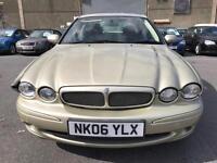 2006 Jaguar X-Type 2.1