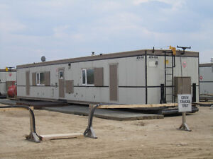 2007 Alta Fab 12'x60' Double End Wellsite Trailers