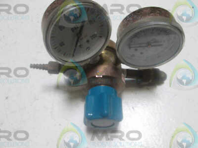 Linde Upe-3-150-580 Gas Regulator Used