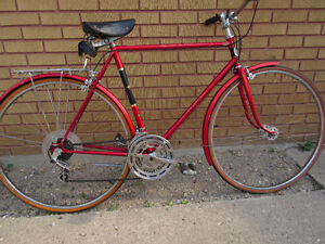 """road bike ,supercycle, made in france.tire size 27"""" f"""