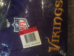 Official NFL Minnesota Vikings jersey