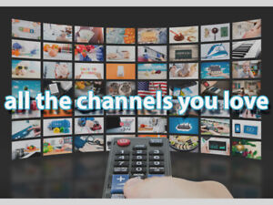 Desire more TV? Think you can't afford the cost? Yes you can!