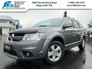 2012 Dodge Journey SXT  SXT,LOCAL TRADE,NO ACCIDENT