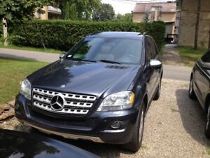 Mercedes ML350 Bluetec 2010