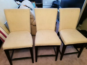 Perfect Condition Bar Chairs