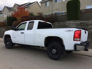 2010 GMC SIERRA 2500 HD 4X4