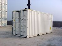 Shipping Container 20' HC One Trip $3,800 (each for 5 or more).