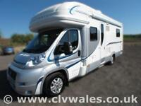 Auto-Trail Delaware Lo-Line MANUAL 2012