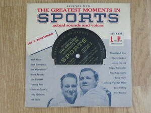 Greatest Moments in Sports
