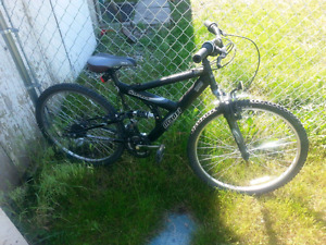 3 bicycles for sale