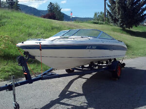 Sea Ray 180 with Trailer