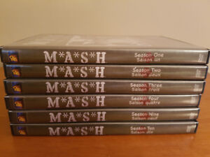 6 seasons of M*A*S*H