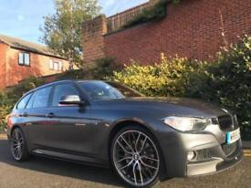 2015 BMW 3 Series 3.0 335d M Sport Touring Sport Auto xDrive 5dr