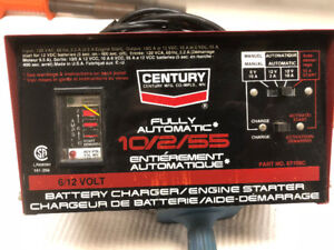 Battery Charger for auto and other larger battery vehicles