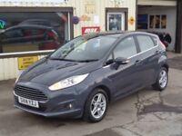 Ford Fiesta Zetec 1.0 ( 100ps ) EcoBoost 2014 46K