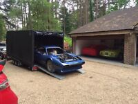 Vehicle breakdown, recovery, classic car transport & relocation, fully covered, enclosed trailer