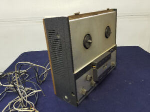 Electronic Audio Components  UHER tape recorder