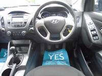 2014/14 HYUNDAI IX35 1.7 CRDI S SUV 5DR BLACK - BALANCE OF HYUNDAI 5 YEAR WARNTY