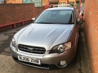 SUBARU OUTBACK 2.5 S 4X4 - LPG CONVERTED - ONLY 1 FORMER KEEPER - SERVICE HISTORY - FREE DELIVERY