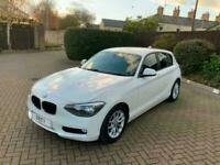 2013 BMW 1 Series 116d EfficientDynamics Business 5dr HATCHBACK Diesel Manual