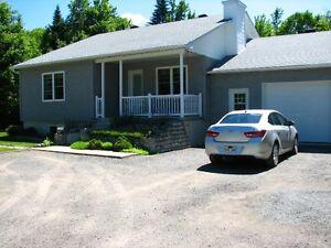 maison à vendre à St-Donat de Montcalm