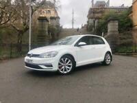 2018 Volkswagen Golf 1.5 TSI EVO SE Nav (s/s) 5dr Hatchback Petrol Manual