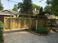 Fence & Deck contractor