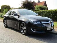 2014 Vauxhall Insignia 2.0 CDTi [140] ecoFLEX VX LINE LIMITED EDITION 5DR TUR...