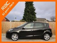 2010 Renault Scenic 1.5 dCi Turbo Diesel i-Music 6-Speed MPV Bluetooth Parking S