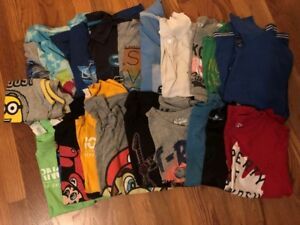 Size 8 Boys Brand Name Clothing lot - entire wardrobe