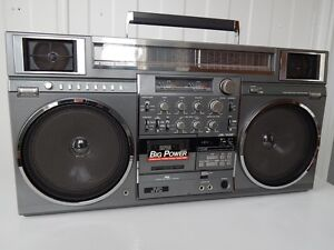 WANTED JVC M90 or M90C CLAIRTONE 7980 Boombox Ghetto Blaster