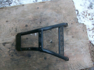 Polaris Front Bumper Brush Guard