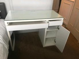 Ikea Micke Desk Workstation