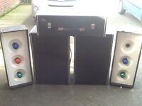 DJ disco decks