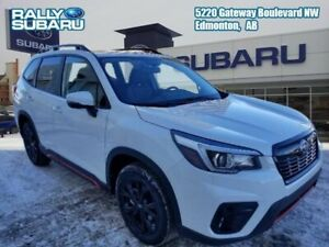 2019 Subaru Forester Sport Eyesight CVT  - Low Mileage
