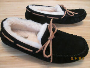 UGGS Sheepskin Slippers-NEW